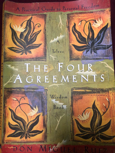 """The Four Agreements"" by Don Miguel Ruiz- Book Review!"