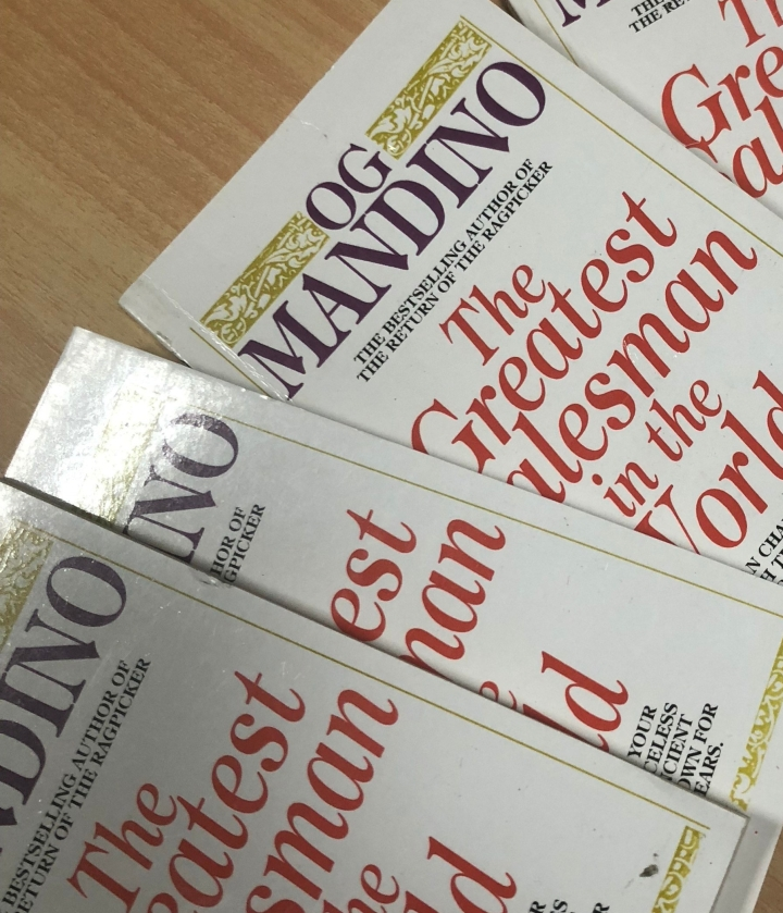 """""""The Greatest Salesman in The World"""" by Og Mandino- Mini BookReview!"""