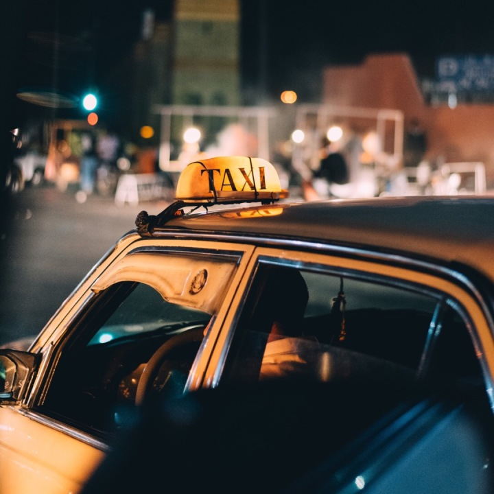 LESSONS FROM A TAXI DRIVER