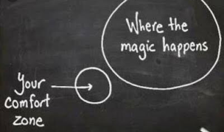 Taking Big Little Steps; 4 Ways to Overcome Fear and Step Out of Your ComfortZone