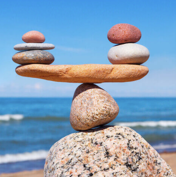 Finding Balance; The Compartmentalisation Conundrum