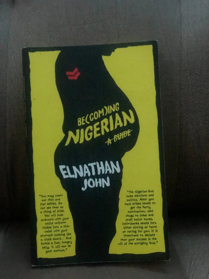 Book Review: Becoming Nigerian: A Guide(#8/30)