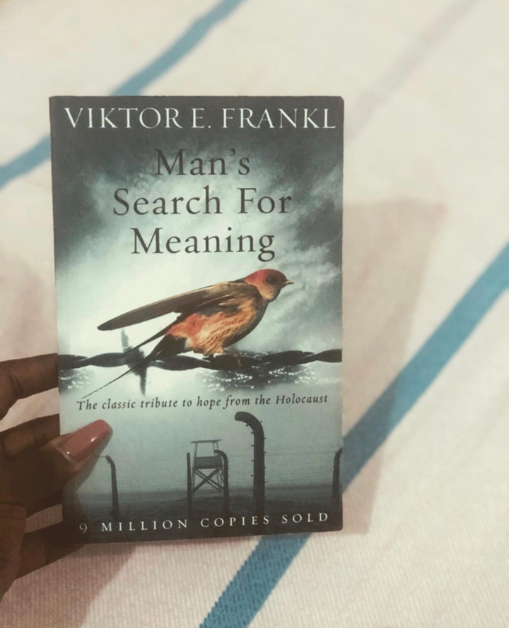 Book Review: Man's Search For Meaning(#10/30)