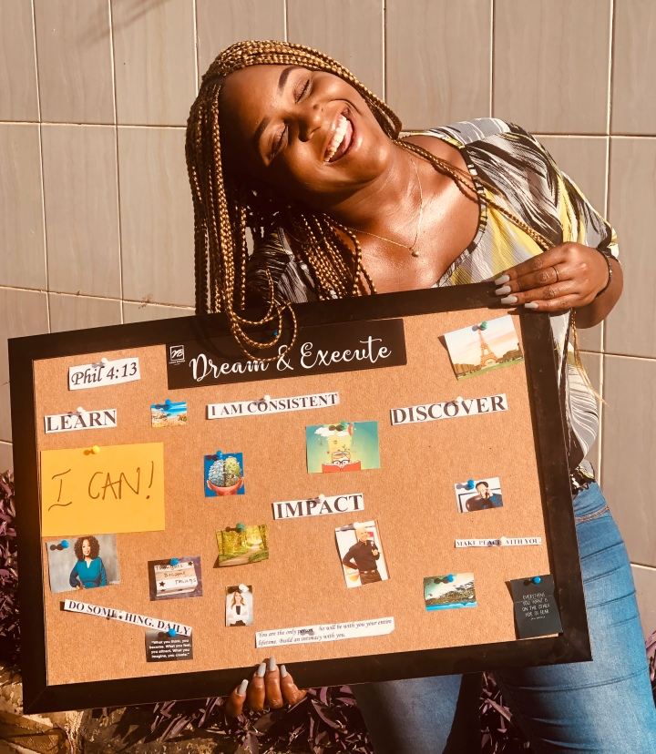 How Using a Vision Board is Changing My Life + 3 Benefits of Creating One