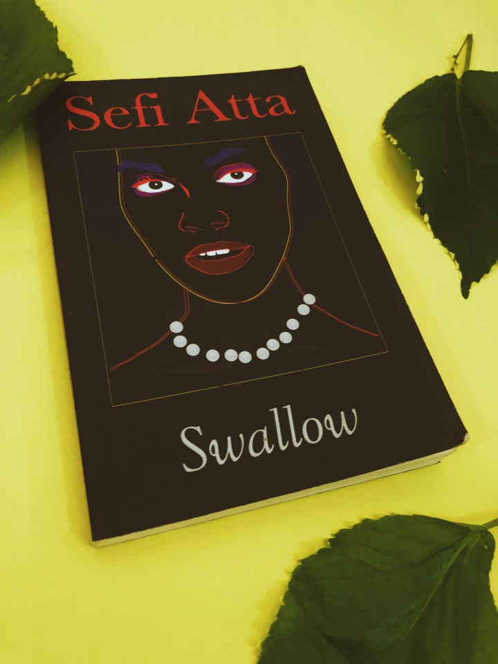 Book Review: Swallow(#26/30)