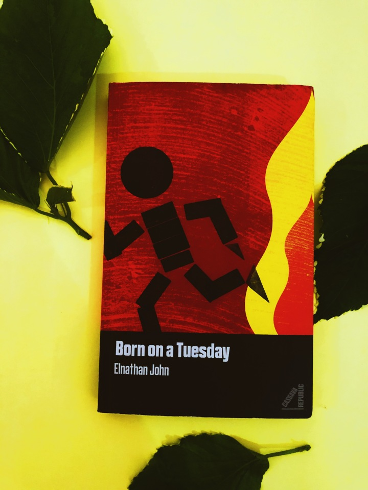 Book Review: Born on A Tuesday(#24/30)