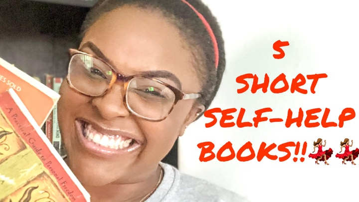 5 SHORT, AMAZING SELF-HELP BOOKS YOU MUST READ IN 2020!