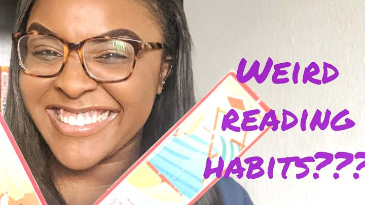 My WEIRD Reading Habits