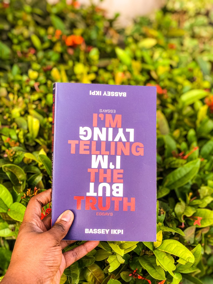 Book Review: I'm Telling The Truth But I'm Lying