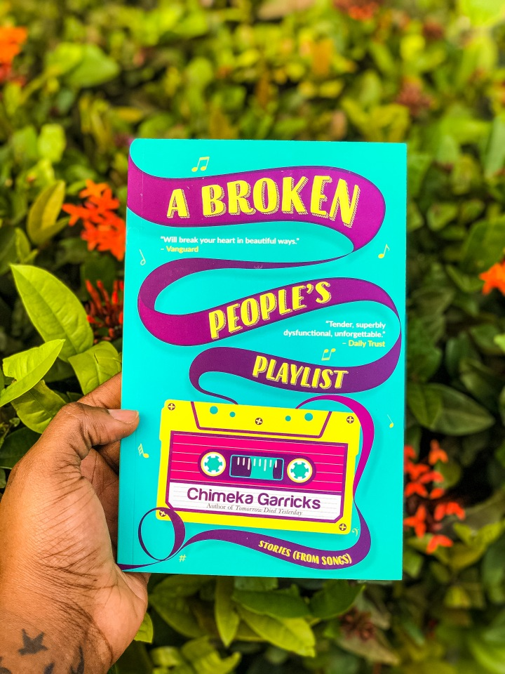 Book Review: A Broken People's Playlist