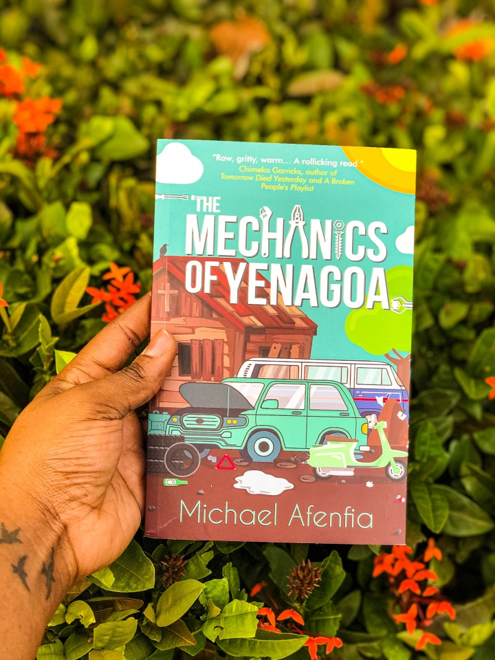 Book Review: The Mechanics of Yenagoa