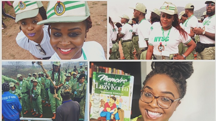 My Hilarious NYSC Camp Experience 😂 |Memoirs of a Lazy Korfa Book Review