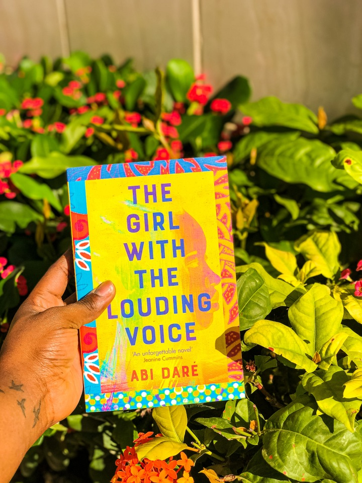 Book Review: The Girl With The Louding Voice