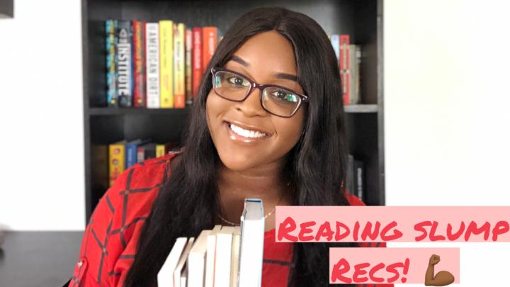 Reading Slump Recommendations – Nigerian Writers'Edition
