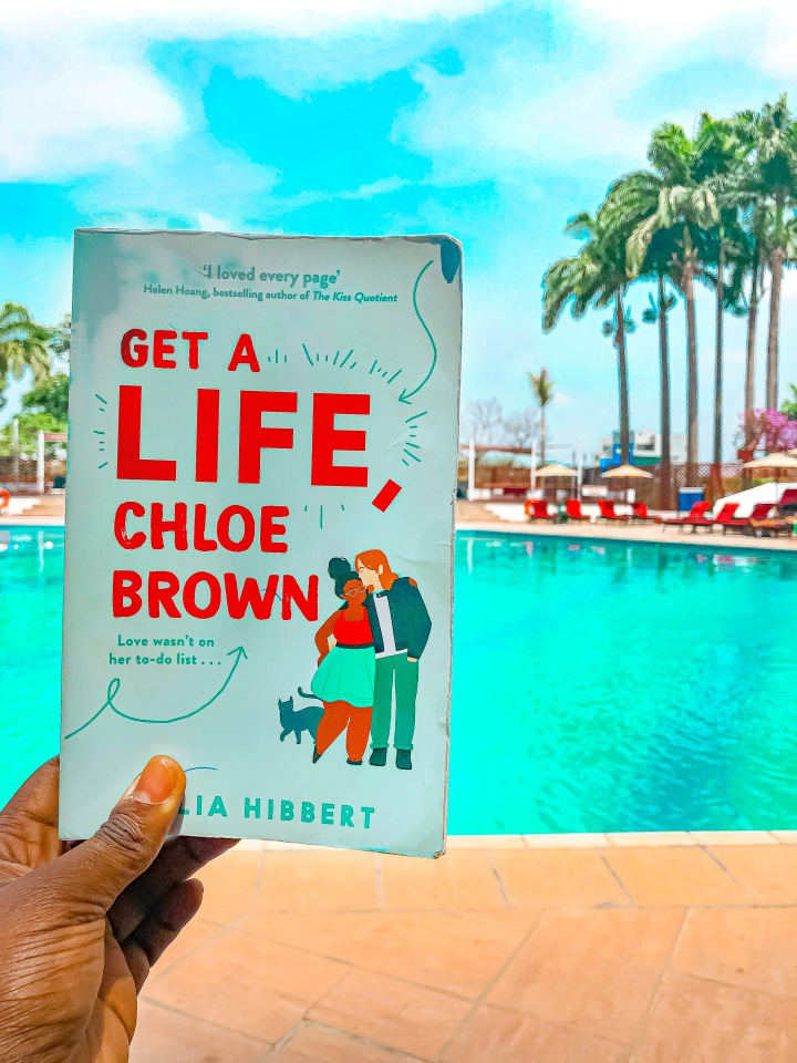Book Review: Get a life, ChloeBrown