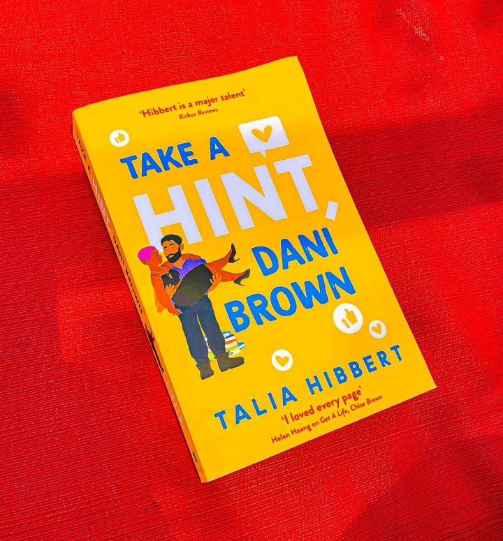 Book Review: Take a Hint, DaniBrown
