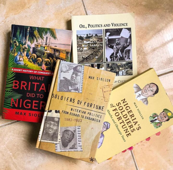 Nigerian History BookRecommendations